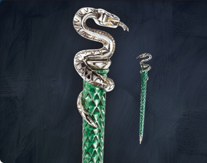 Hogwarts Slytherin Stift