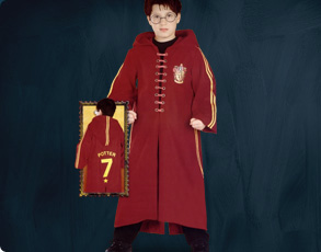 Quidditch Robe Deluxe