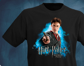 Harry Potter Kinder T-Shirt