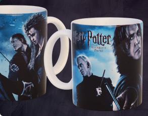 Harry Potter Tasse - Collage Snape