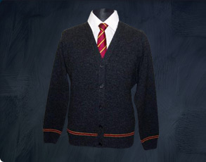 Harry Potter - Gryffindor Cardigan