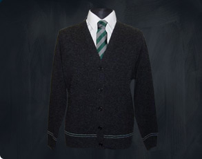 Harry Potter - Slytherin Cardigan